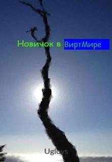 обложка книги Новичок на ВиртМире